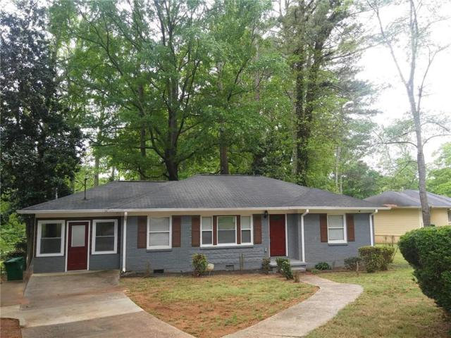 1579 Carter Road, Decatur, GA 30032 (MLS #6069525) :: The Zac Team @ RE/MAX Metro Atlanta
