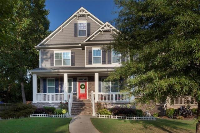1024 Belmont Commons Drive SE, Smyrna, GA 30080 (MLS #6069651) :: North Atlanta Home Team