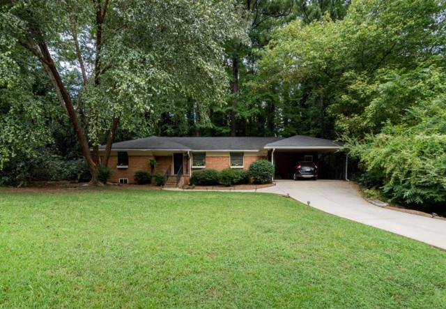 1162 Franklin Circle, Atlanta, GA 30324 (MLS #6069810) :: The Bolt Group