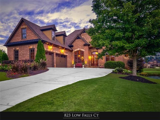 823 Low Falls Court, Jefferson, GA 30549 (MLS #6071049) :: Iconic Living Real Estate Professionals