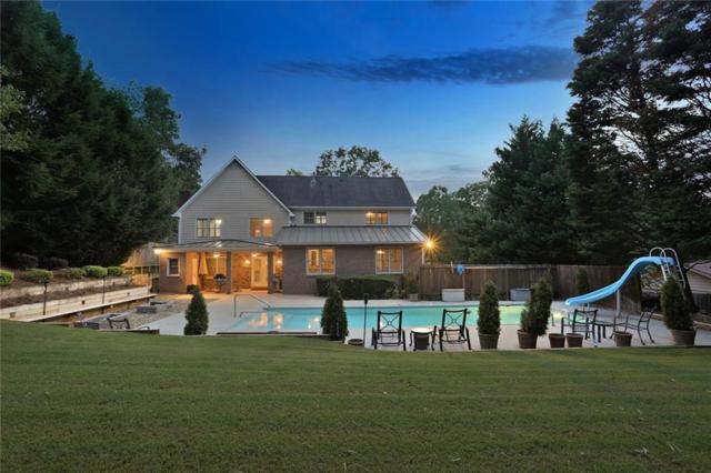 5237 Sanlee Lane, Dunwoody, GA 30360 (MLS #6071088) :: North Atlanta Home Team