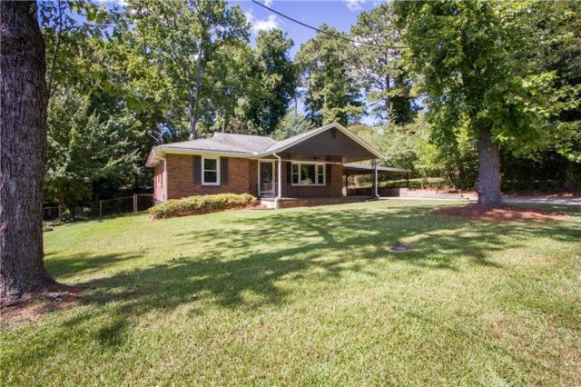 606 Green Acres Road, Smyrna, GA 30080 (MLS #6071750) :: Iconic Living Real Estate Professionals