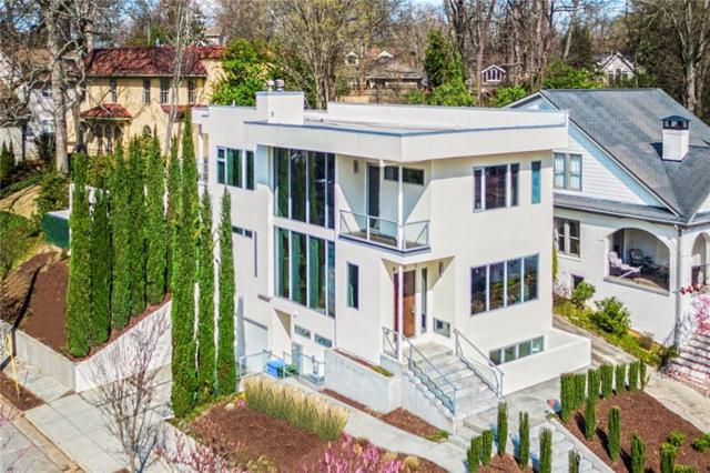 890 Courtenay Drive NE, Atlanta, GA 30306 (MLS #6072161) :: Iconic Living Real Estate Professionals