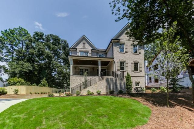 1011 Peachtree Battle Circle NW, Atlanta, GA 30327 (MLS #6072253) :: The North Georgia Group
