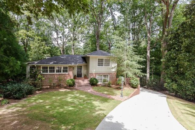 2900 Castlewood Drive NW, Atlanta, GA 30327 (MLS #6072363) :: The Cowan Connection Team