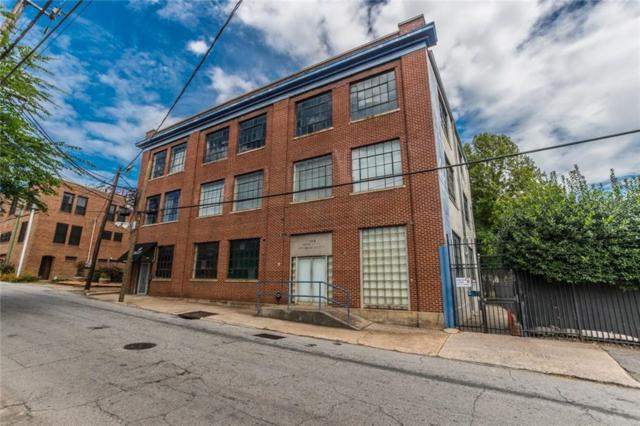 172 Haynes Street #108, Atlanta, GA 30313 (MLS #6072380) :: The North Georgia Group