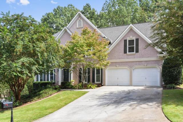 580 Fairway Drive, Woodstock, GA 30189 (MLS #6072412) :: Todd Lemoine Team