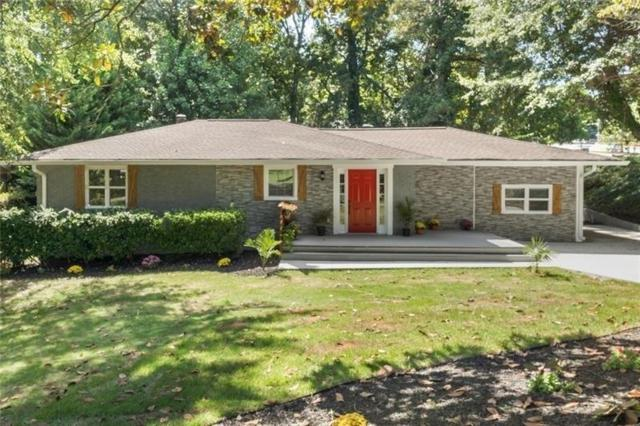 1960 Glenroy Place SE, Smyrna, GA 30080 (MLS #6072845) :: The Zac Team @ RE/MAX Metro Atlanta