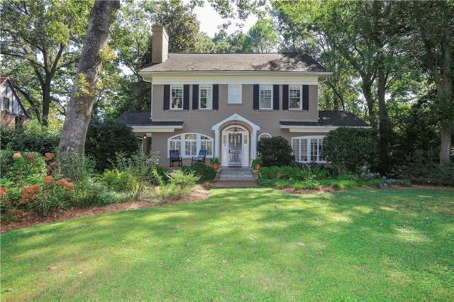 1303 Briarcliff Road NE, Atlanta, GA 30306 (MLS #6073310) :: The Russell Group