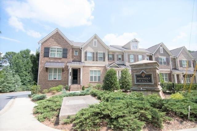 1693 Hammock Drive, Smyrna, GA 30080 (MLS #6073591) :: Charlie Ballard Real Estate