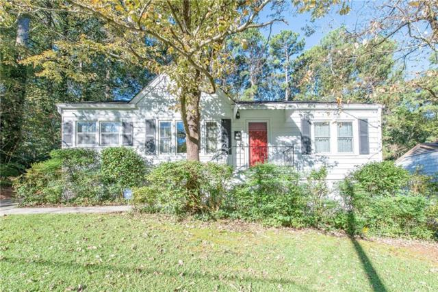 2457 Jefferson Terrace, East Point, GA 30344 (MLS #6074139) :: North Atlanta Home Team