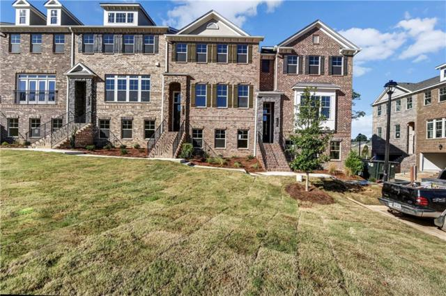 1318 Harris Way #39, Brookhaven, GA 30319 (MLS #6074437) :: North Atlanta Home Team