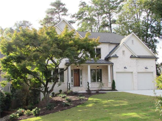 2666 N Thompson Road, Brookhaven, GA 30319 (MLS #6074458) :: The Zac Team @ RE/MAX Metro Atlanta