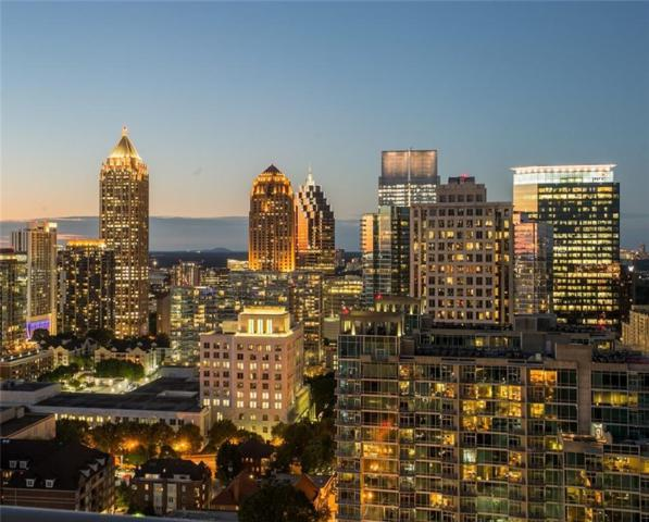 855 Peachtree Street NE #2606, Atlanta, GA 30308 (MLS #6074641) :: Rock River Realty