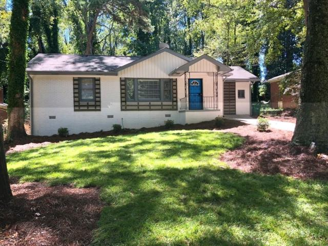 2737 Claire Terrace, Decatur, GA 30032 (MLS #6074879) :: The Cowan Connection Team