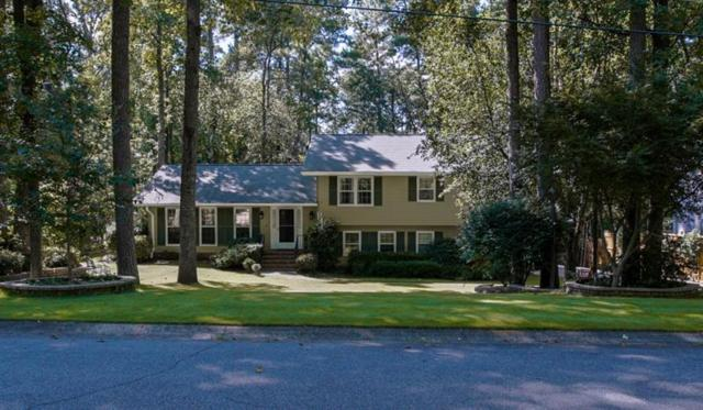 4608 Mountain Creek Drive, Roswell, GA 30075 (MLS #6074898) :: The Hinsons - Mike Hinson & Harriet Hinson