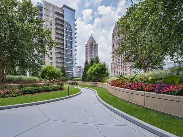 1080 Peachtree Street NE #1305, Atlanta, GA 30309 (MLS #6074918) :: Rock River Realty