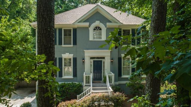 2590 Ridgewood Terrace NW, Atlanta, GA 30318 (MLS #6074932) :: The Cowan Connection Team