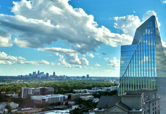 3324 Peachtree Road NE #2718, Atlanta, GA 30326 (MLS #6075057) :: RE/MAX Paramount Properties