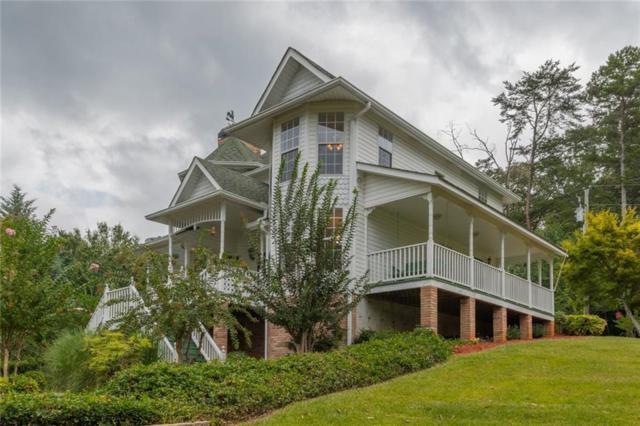 323 Paradise Drive, Dawsonville, GA 30534 (MLS #6077176) :: RE/MAX Paramount Properties