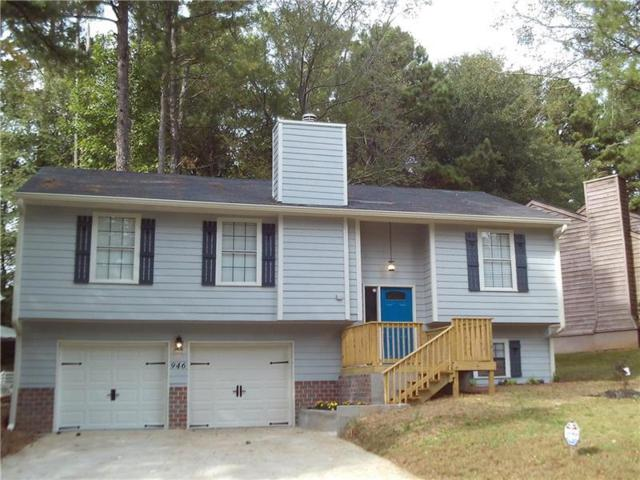 946 Lake Watch Drive, Stone Mountain, GA 30088 (MLS #6077397) :: RE/MAX Paramount Properties