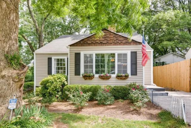 1586 Temple Avenue, College Park, GA 30337 (MLS #6078310) :: Rock River Realty