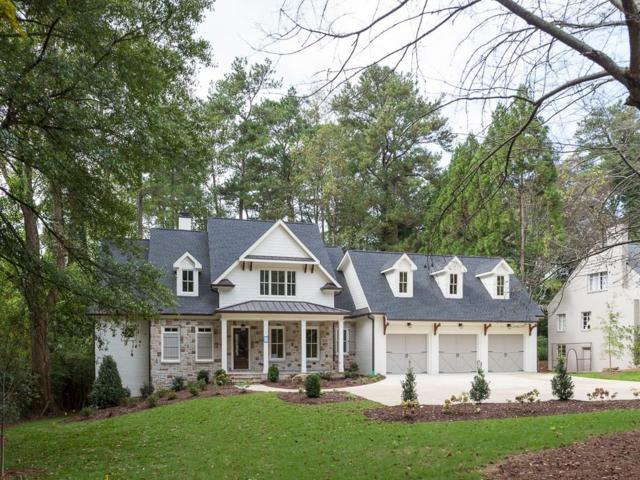 3720 N Stratford Road NE, Atlanta, GA 30342 (MLS #6079577) :: North Atlanta Home Team