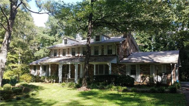 893 Hickory Drive SW, Marietta, GA 30064 (MLS #6079891) :: Todd Lemoine Team
