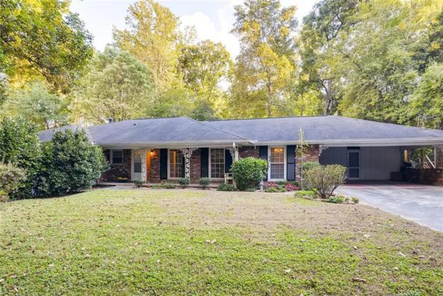 465 Franklin Road, Sandy Springs, GA 30342 (MLS #6082462) :: North Atlanta Home Team