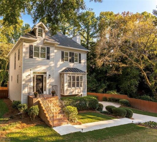 341 Eureka Drive, Atlanta, GA 30305 (MLS #6082747) :: The Russell Group