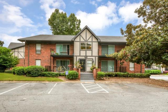 6851 Roswell Road G7, Sandy Springs, GA 30328 (MLS #6082876) :: The North Georgia Group