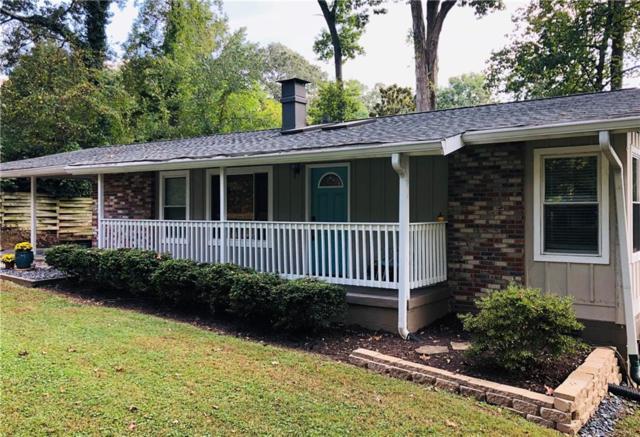 2096 Nancy Circle SE, Smyrna, GA 30080 (MLS #6083109) :: North Atlanta Home Team