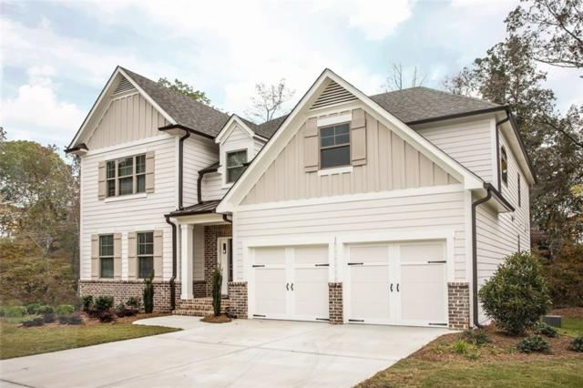 1815 Goodhearth Drive, Marietta, GA 30066 (MLS #6083439) :: Hollingsworth & Company Real Estate