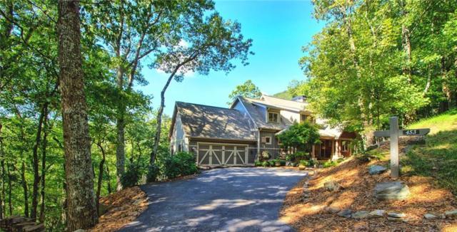 453 Deer Run Ridge, Big Canoe, GA 30143 (MLS #6083873) :: Iconic Living Real Estate Professionals