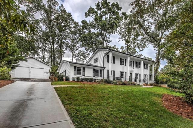 835 Glenairy Drive, Sandy Springs, GA 30328 (MLS #6084227) :: Kennesaw Life Real Estate