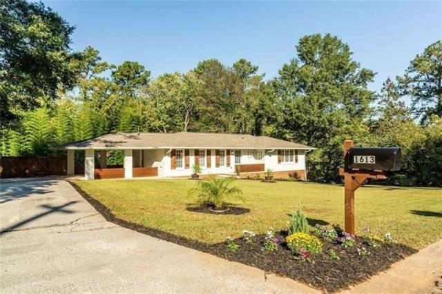 1613 Huntington Drive, Marietta, GA 30066 (MLS #6084319) :: Todd Lemoine Team
