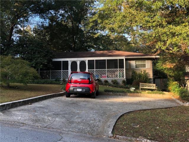 484 Clubhouse Drive, Pine Lake, GA 30072 (MLS #6084410) :: RE/MAX Paramount Properties