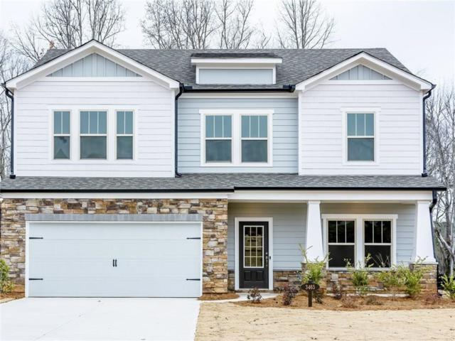 3465 Summerdale Walk, Cumming, GA 30028 (MLS #6085120) :: The Cowan Connection Team