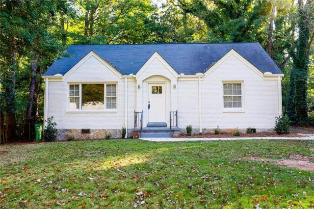 1856 Glendale Drive, Decatur, GA 30032 (MLS #6085436) :: The Russell Group