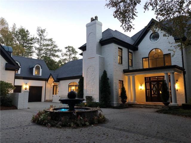 40 Cates Ridge Road, Atlanta, GA 30327 (MLS #6085492) :: Dillard and Company Realty Group