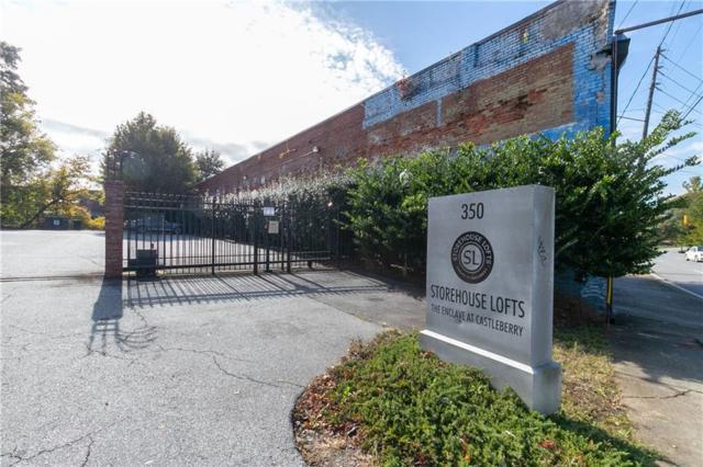 350 Peters Street SW #1, Atlanta, GA 30313 (MLS #6085651) :: North Atlanta Home Team