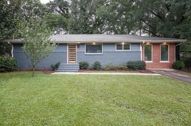 318 Morgan Place SE, Atlanta, GA 30317 (MLS #6085944) :: RCM Brokers