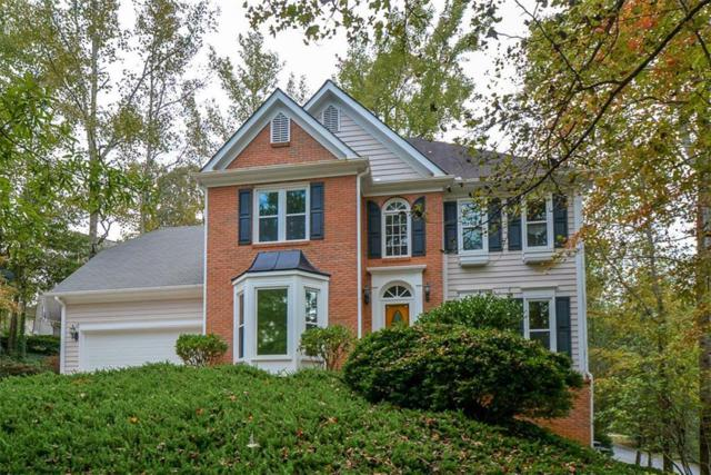 105 Ashewoode Downs Lane, Alpharetta, GA 30005 (MLS #6086192) :: The North Georgia Group