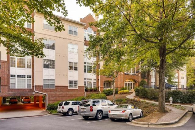 3636 Habersham Road NW #2205, Atlanta, GA 30305 (MLS #6086195) :: RE/MAX Paramount Properties