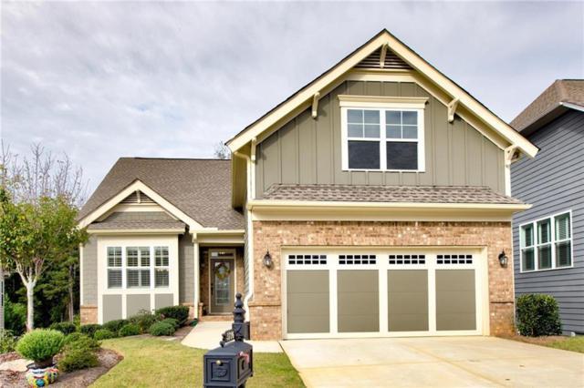 3796 Golden Leaf Point SW, Gainesville, GA 30504 (MLS #6086440) :: Rock River Realty