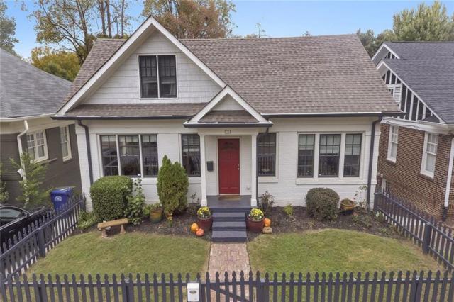1132 Saint Louis Place NE, Atlanta, GA 30306 (MLS #6087503) :: RE/MAX Paramount Properties