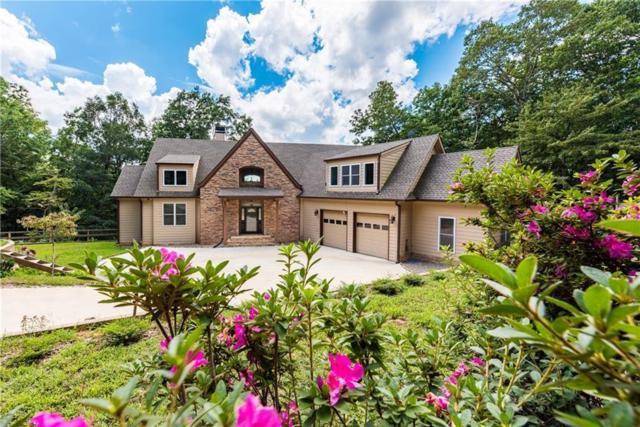 497 Shiloh Road, Jasper, GA 30143 (MLS #6087621) :: North Atlanta Home Team