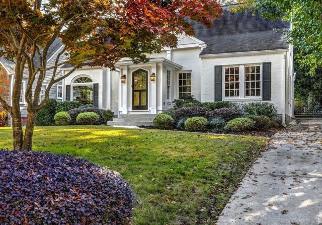2913 N Hills Drive NE, Atlanta, GA 30305 (MLS #6087727) :: RE/MAX Paramount Properties