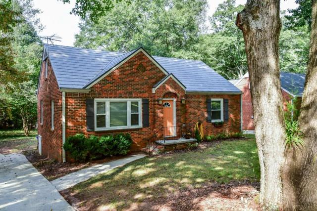 1091 Walker Drive, Decatur, GA 30030 (MLS #6087957) :: The Zac Team @ RE/MAX Metro Atlanta
