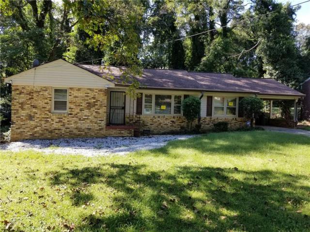 1361 Pollard Drive SW, Atlanta, GA 30311 (MLS #6088272) :: RE/MAX Paramount Properties